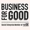 raiSE Business for Good logo